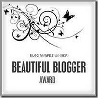 Beatiful Blogger Award